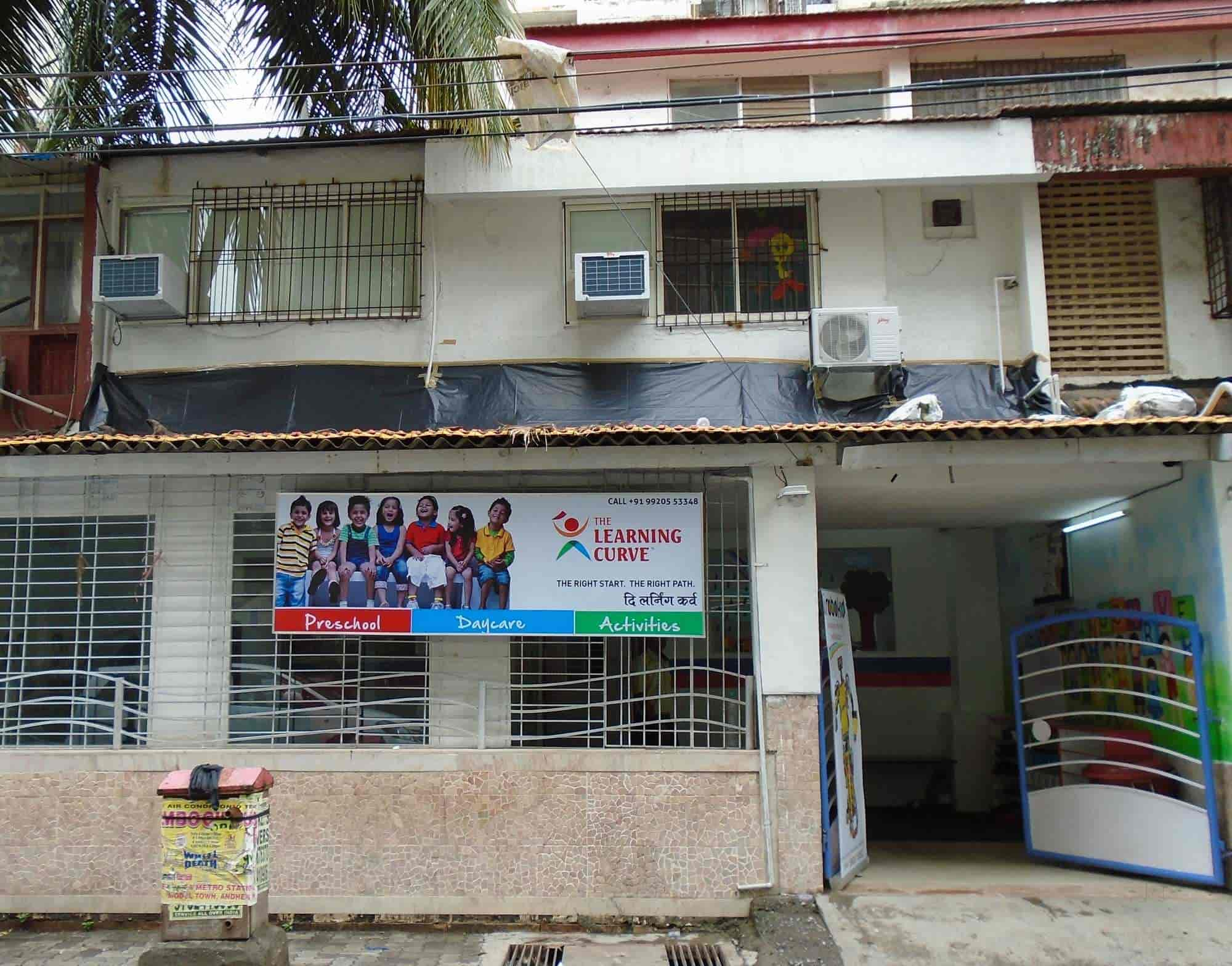 The Learning Curve, Lokhandwala Complex-andheri West