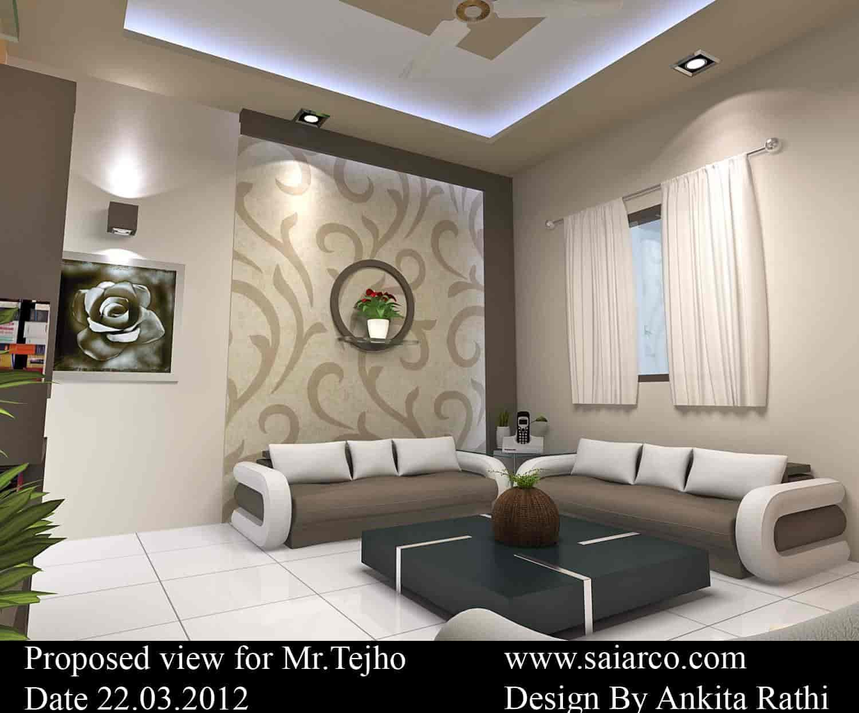 Sainath Space Management Consultant Interiors Photos