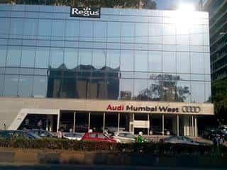 Audi Mumbai West Showroom Andheri West Krishiv Motors Private - Plaza audi