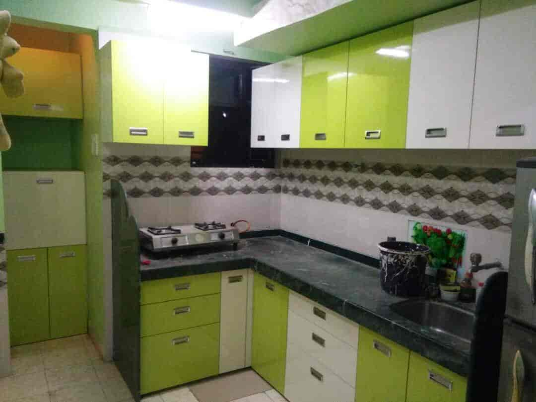 New Kitchen Conceptinterior Kalamboli Modular Kitchen Dealers In Navi Mumbai Mumbai Justdial