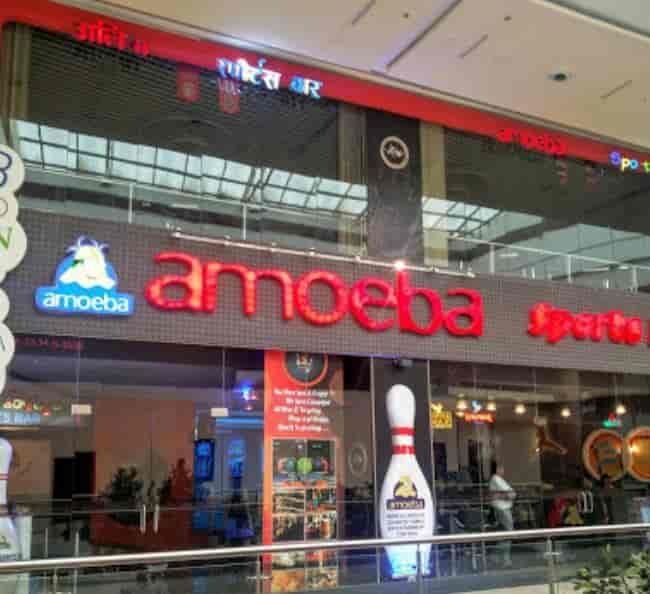 Astonishing Amoeba Sports Bar Phoenix Marketcity Mall Kurla West Home Remodeling Inspirations Genioncuboardxyz