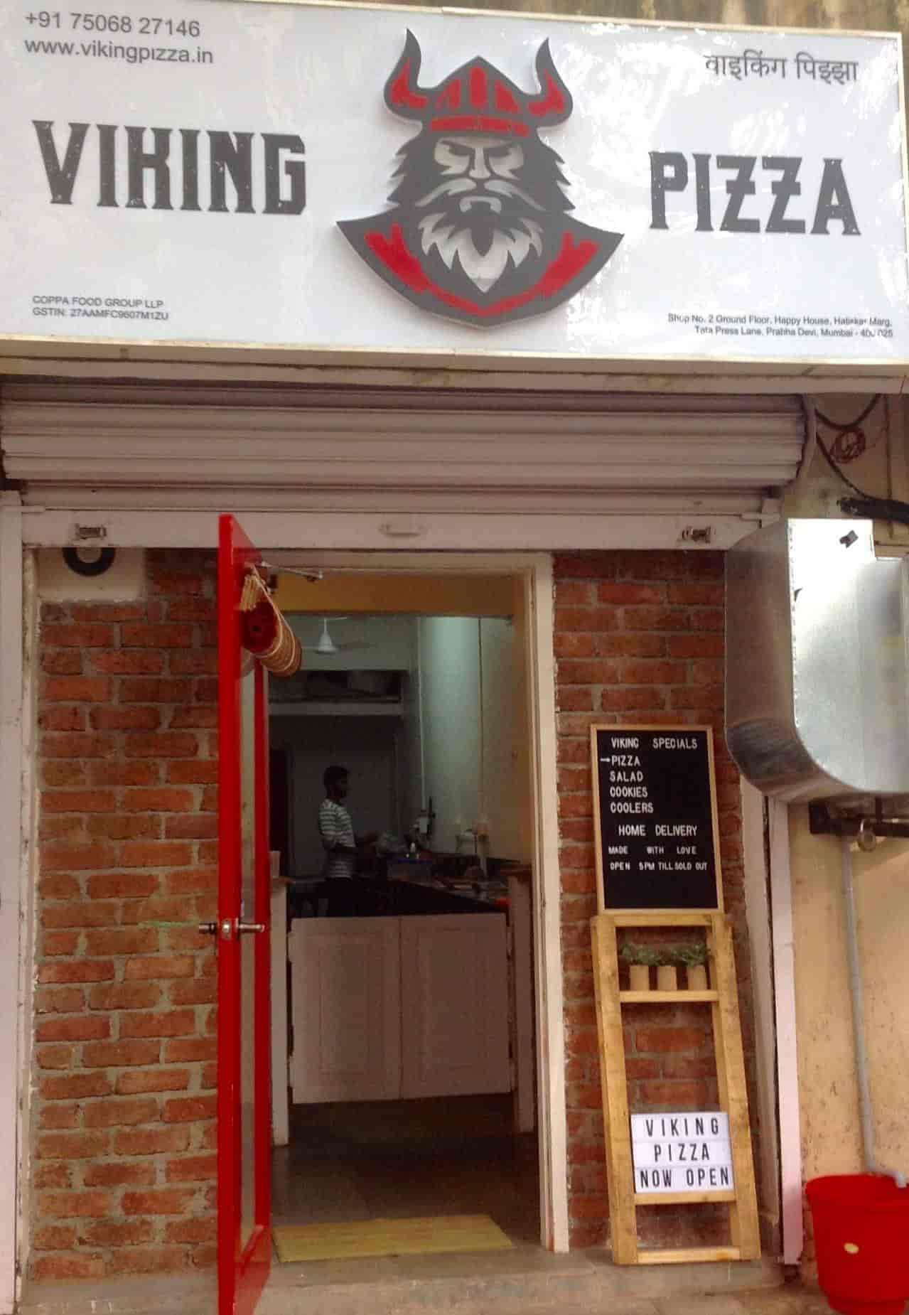 Viking Pizza, Prabhadevi, Mumbai - Pizza Outlets - Justdial