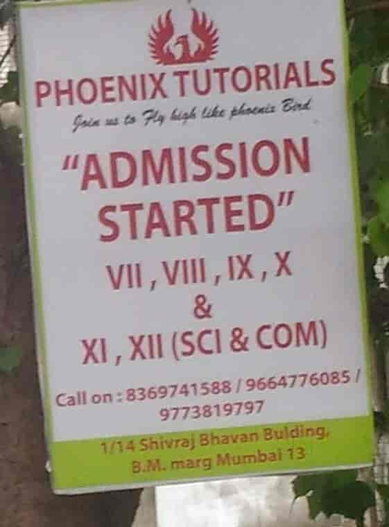 Phoenix Tutorials, Prabhadevi - Tutorials in Mumbai - Justdial