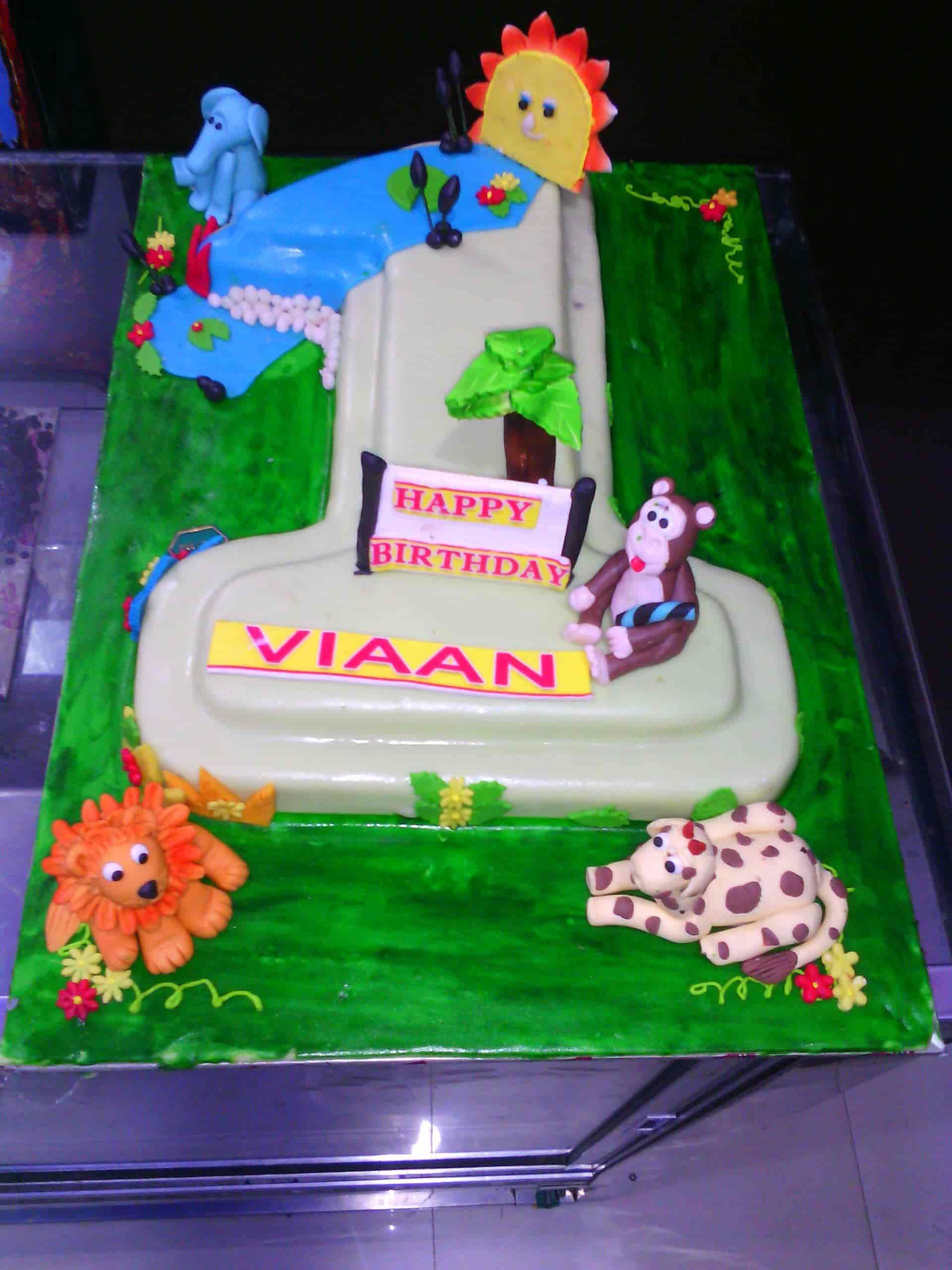 Super Top 30 Cake Shops In Bhayandar West Best Cake Delivery Services Personalised Birthday Cards Veneteletsinfo