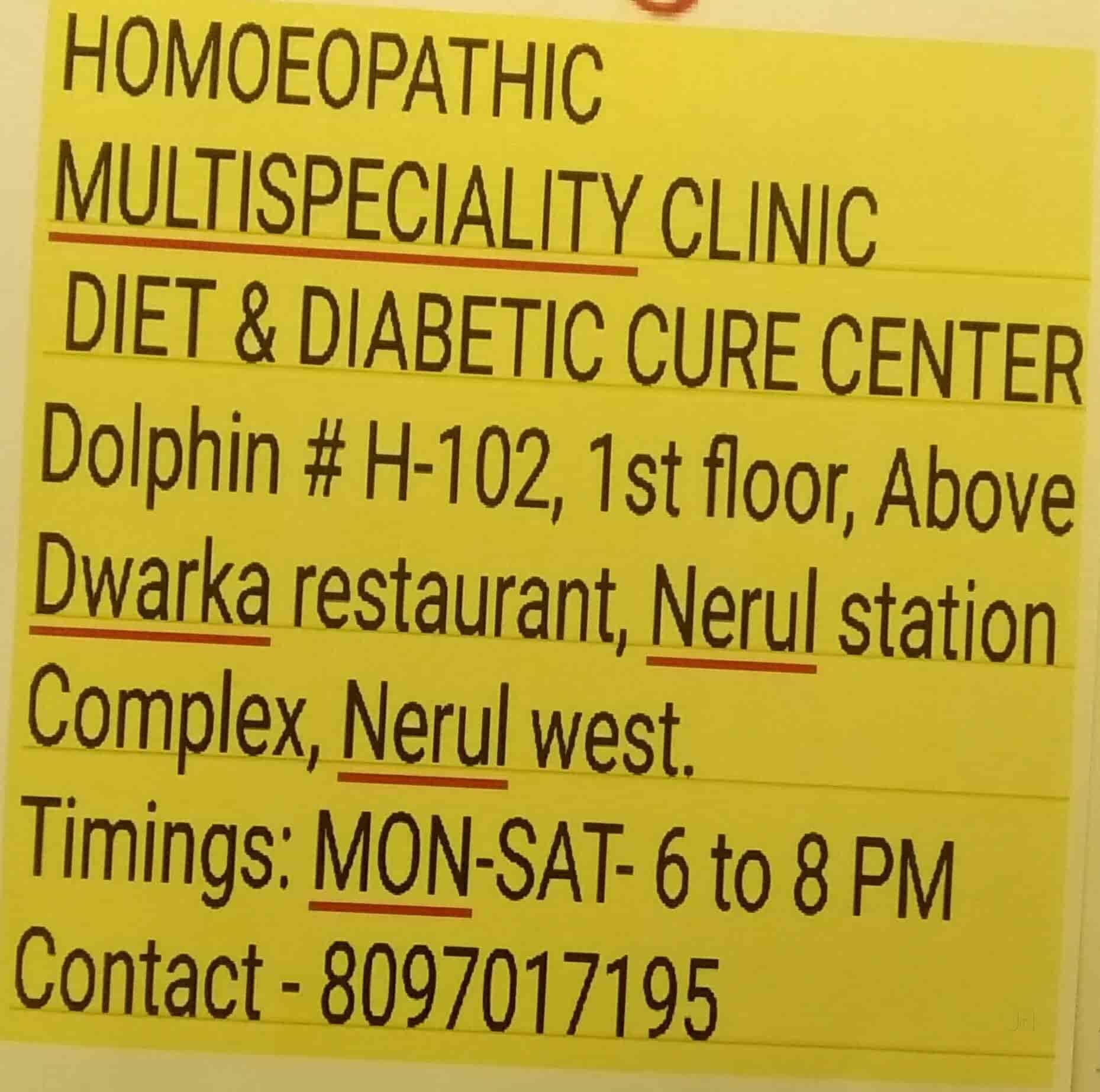 Dr  Ruchita Chandra, Marine Lines - Homeopathic Doctors in