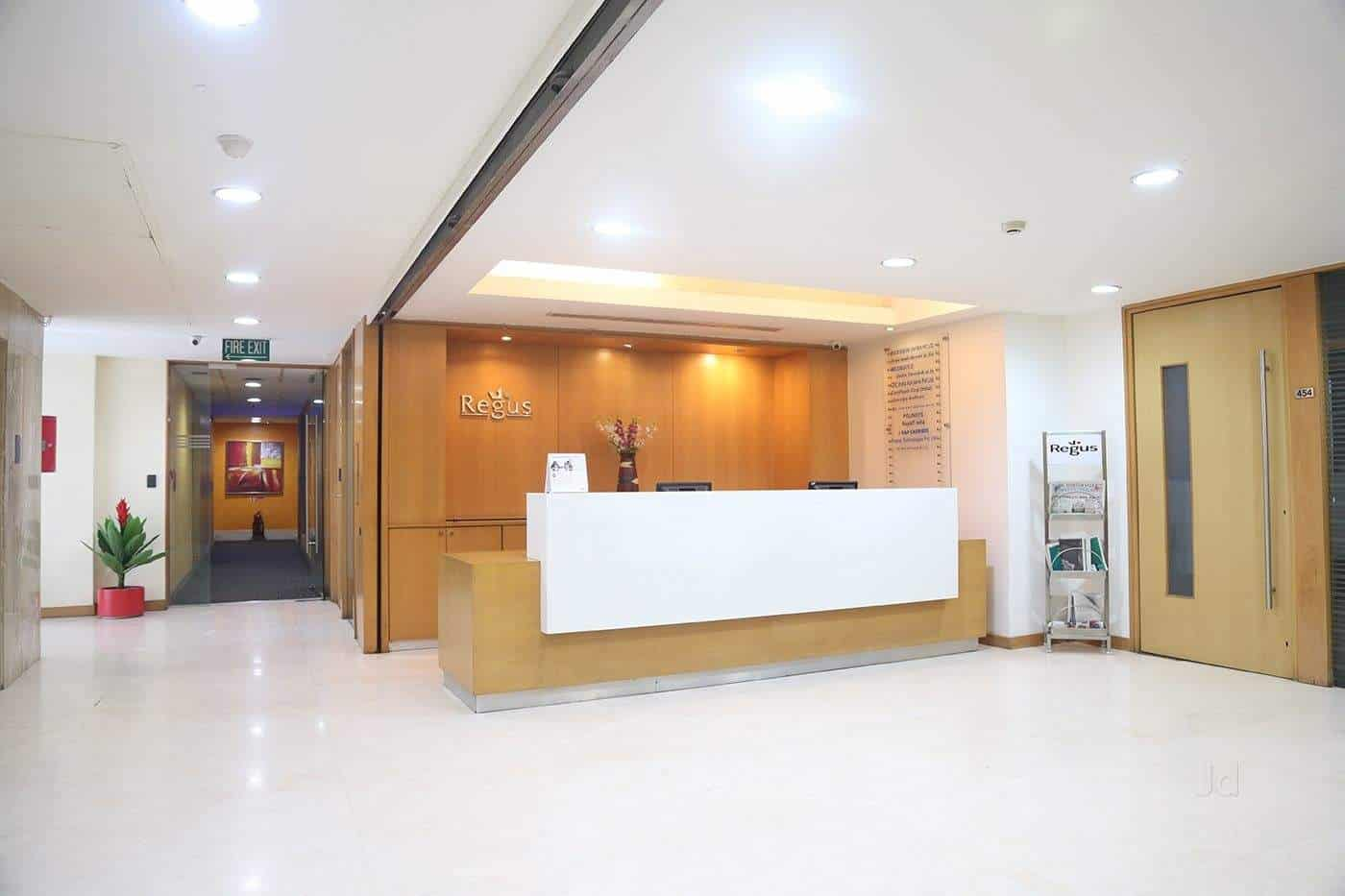 Regus Business Centre, Andheri East - Business Centres in