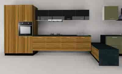 Arancia Kuchen, Manpada-Thane West - Modular Kitchen Dealers In