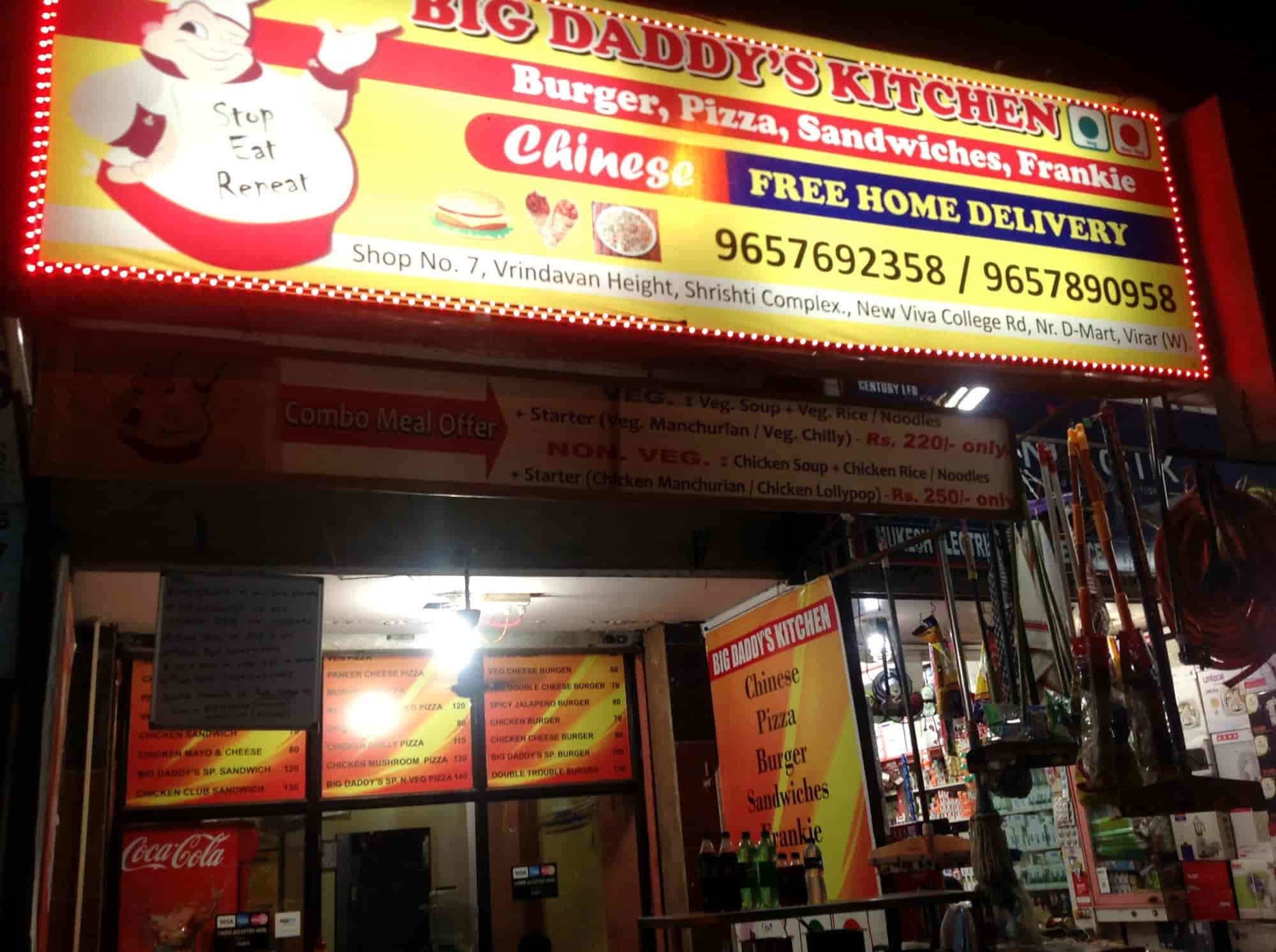 Big Daddys Kitchen Photos Virar West Mumbai Pictures Images Gallery Justdial