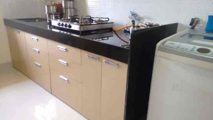 Innovative Kitchen World, Nerul, Mumbai - Modular Kitchen Dealers