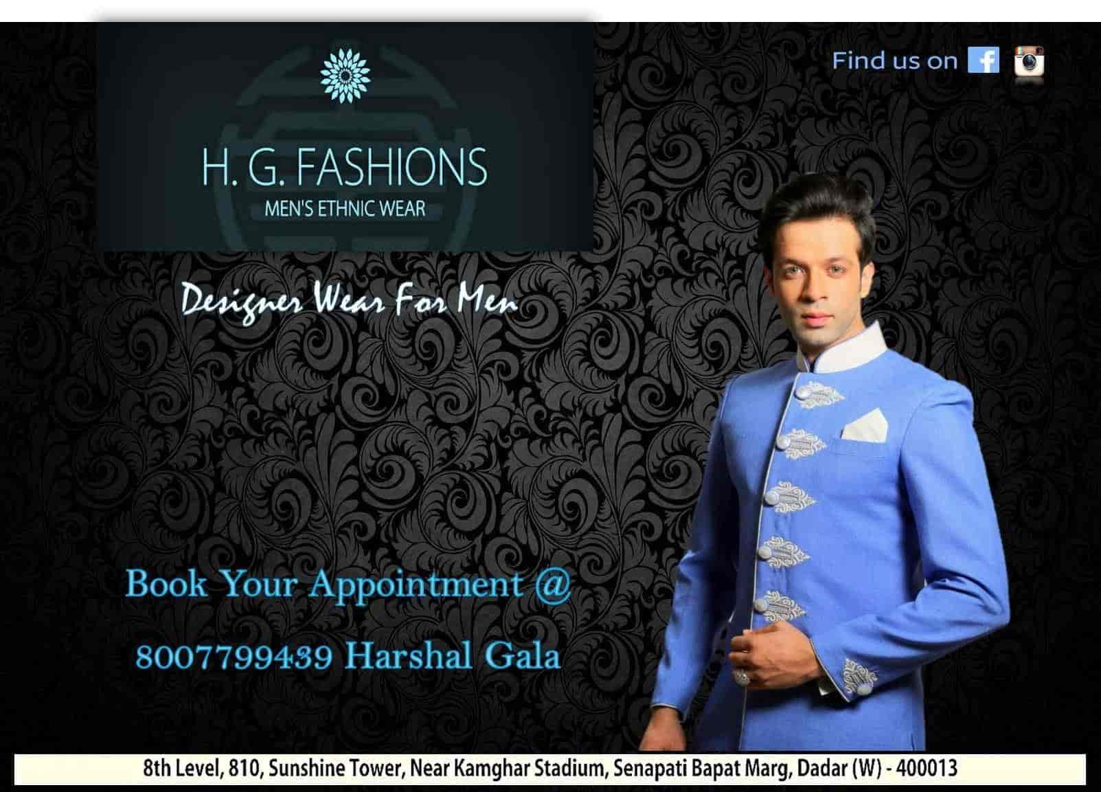 Top 10 Fashion Designers For Men Near Dadar Western Railway Station Dadar West Mumbai Best Mens Fashion Justdial