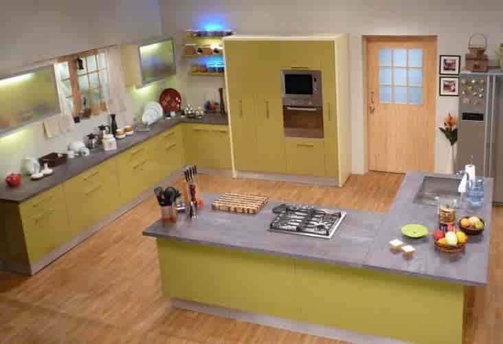 Sleek Kitchen World