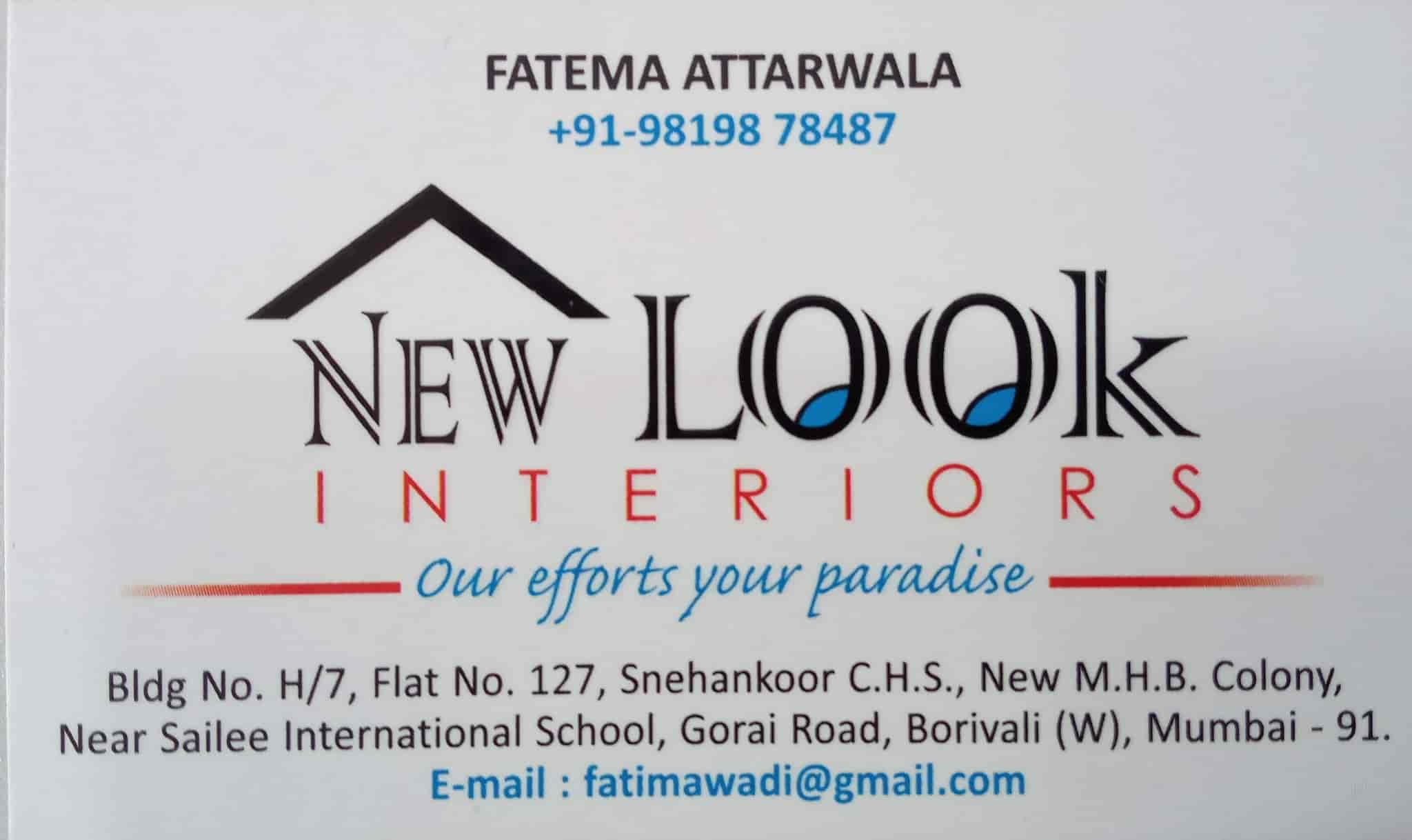 New Look Interiors Photos, Borivali West, Mumbai- Pictures