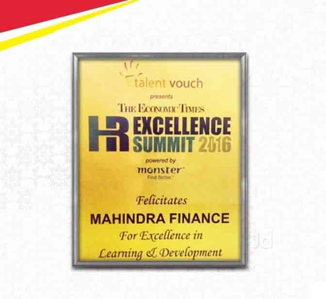 Mahindra Mahindra Financial Services Ltd Sukhpar Mahendra