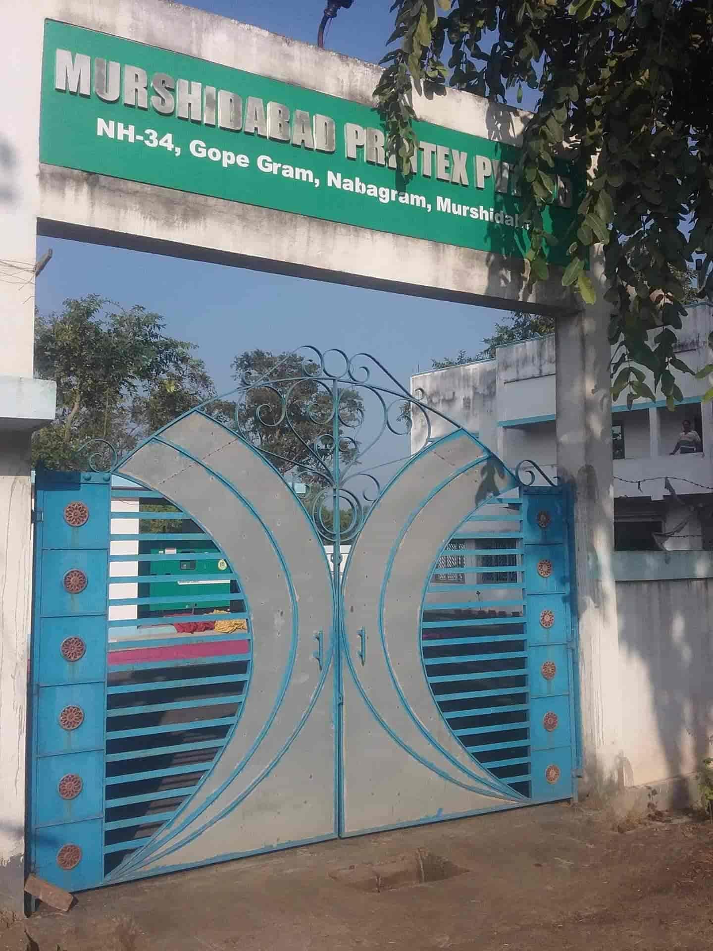 Murshidabad Printex Pvt Ltd, Rainda - Printing Services For