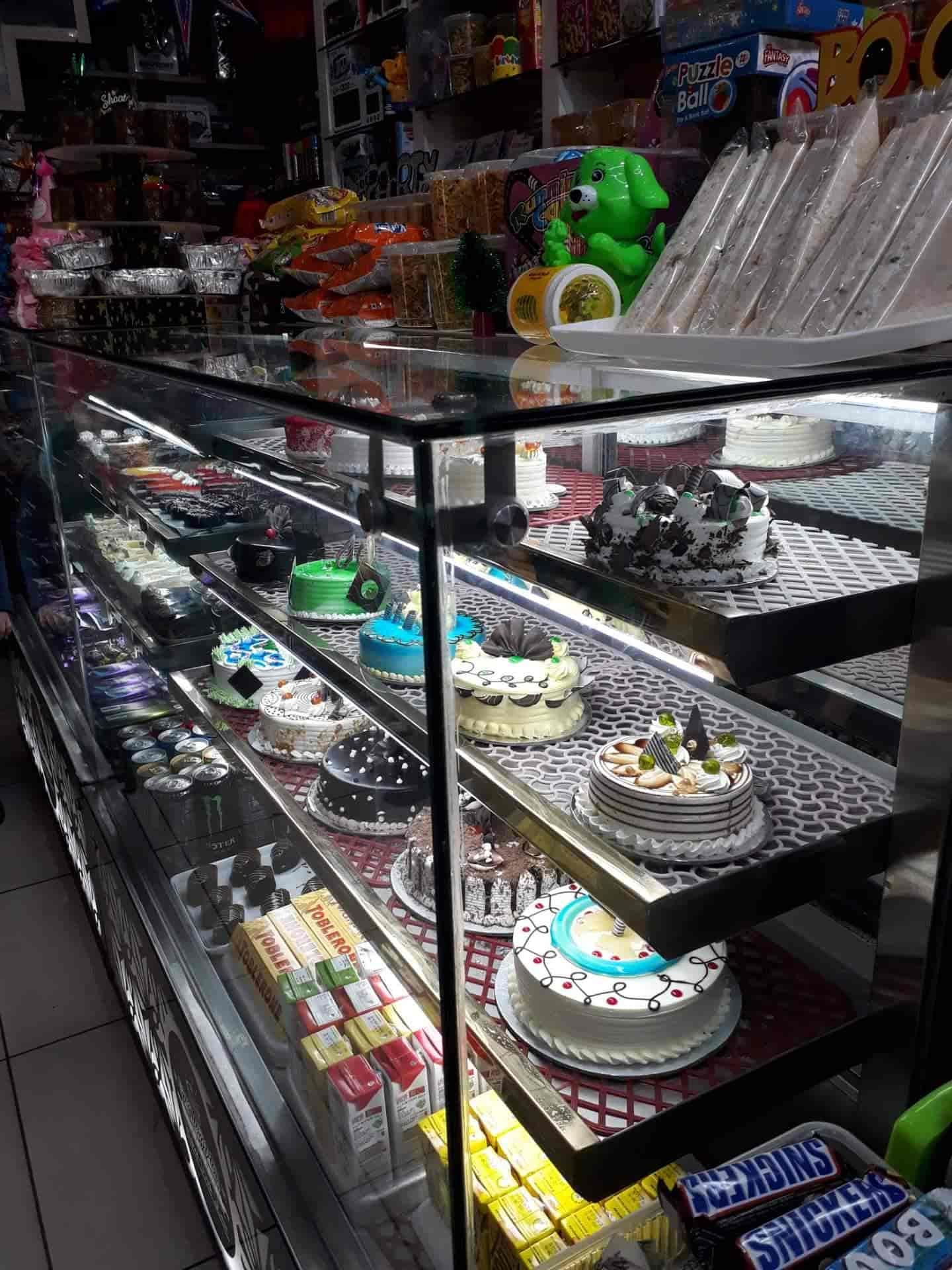 Rolling Pin Cake Shop, Muzaffar Nagar City - Bakeries in