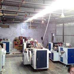 Shiva Industries, Somany Tiles - Paper Cup Manufacturers in