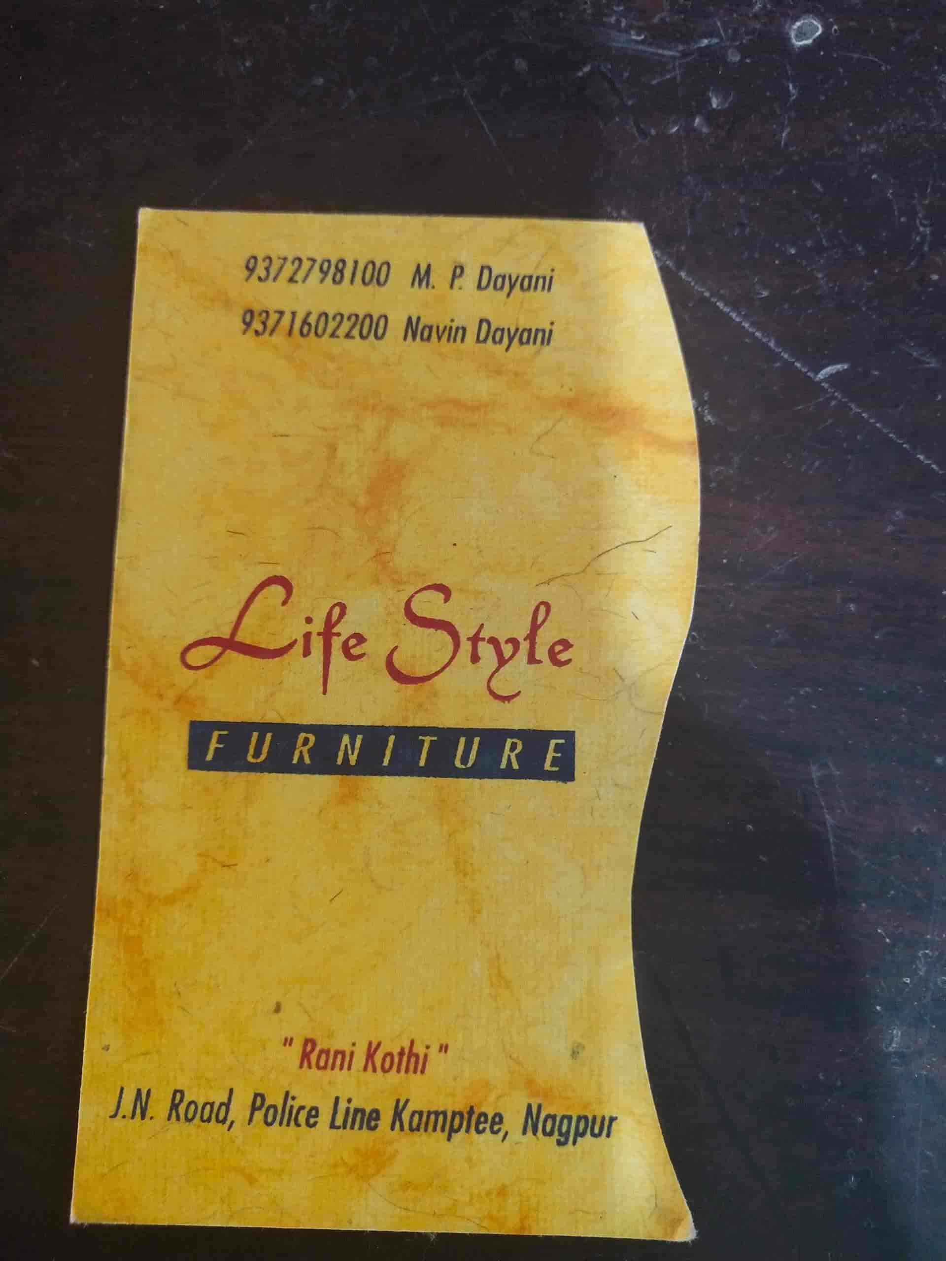 Lifestyle Furniture, Kamthi City - Furniture Dealers in