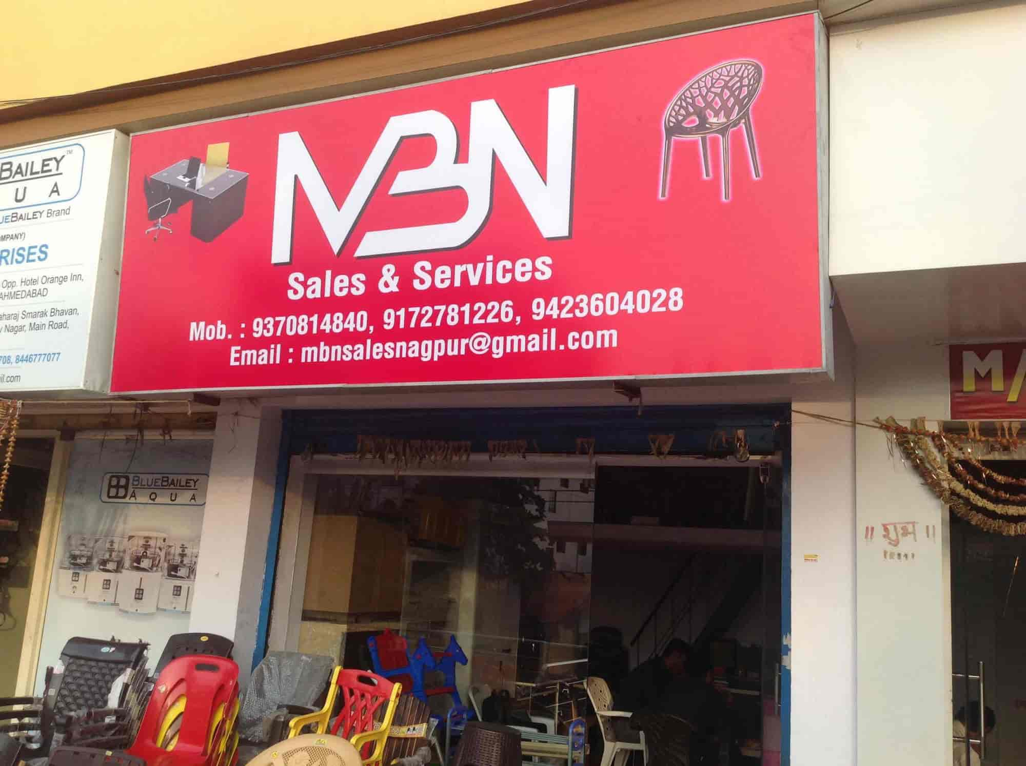 MBN Sales & Services, Nandanvan Colony - Furniture Dealers