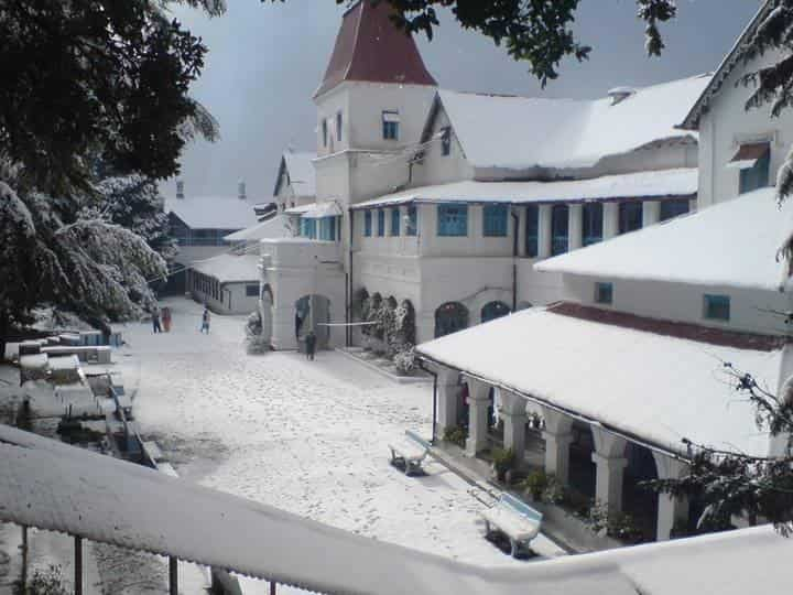 Image result for All Saints' College, Nainital