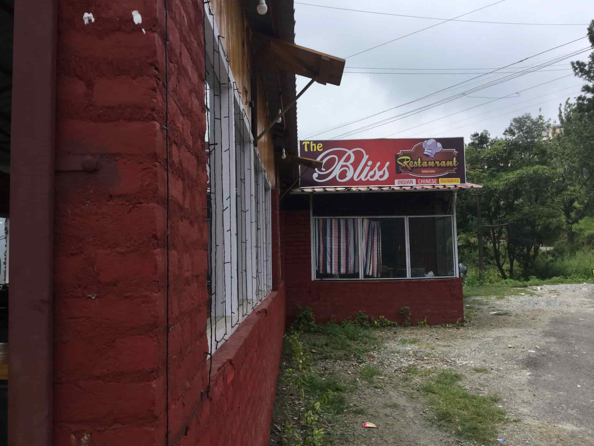 The Bliss Restaurant, Bhimtal, Nainital - Restaurants - Justdial