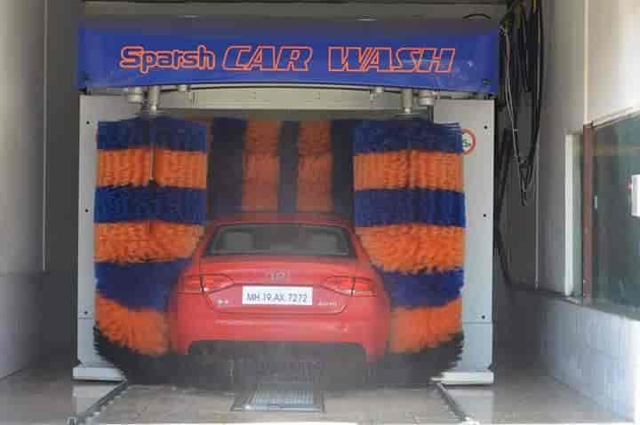 Auto Car Wash >> Sparsh Auto Car Wash Mumbai Naka Car Washing Services In
