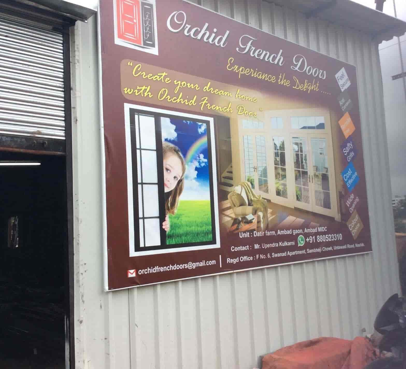 Orchid French Doors Ambad Door Manufacturers In Nashik Justdial