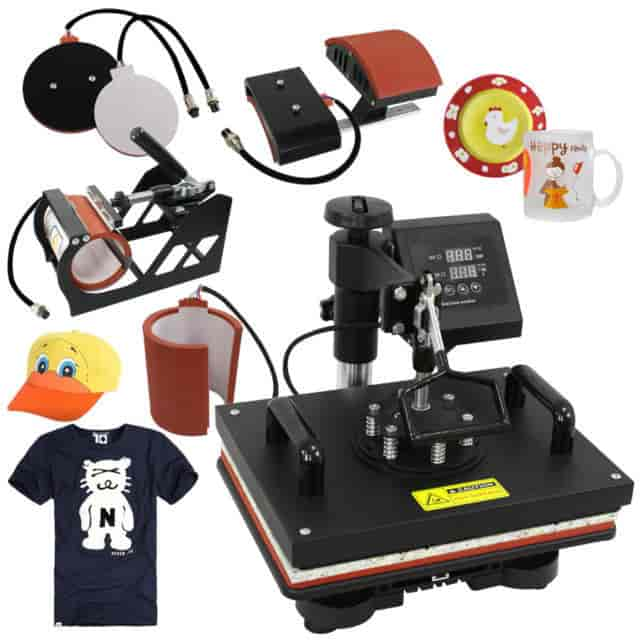 Top Digital T Shirt Printing Machine Manufacturers in Nashik