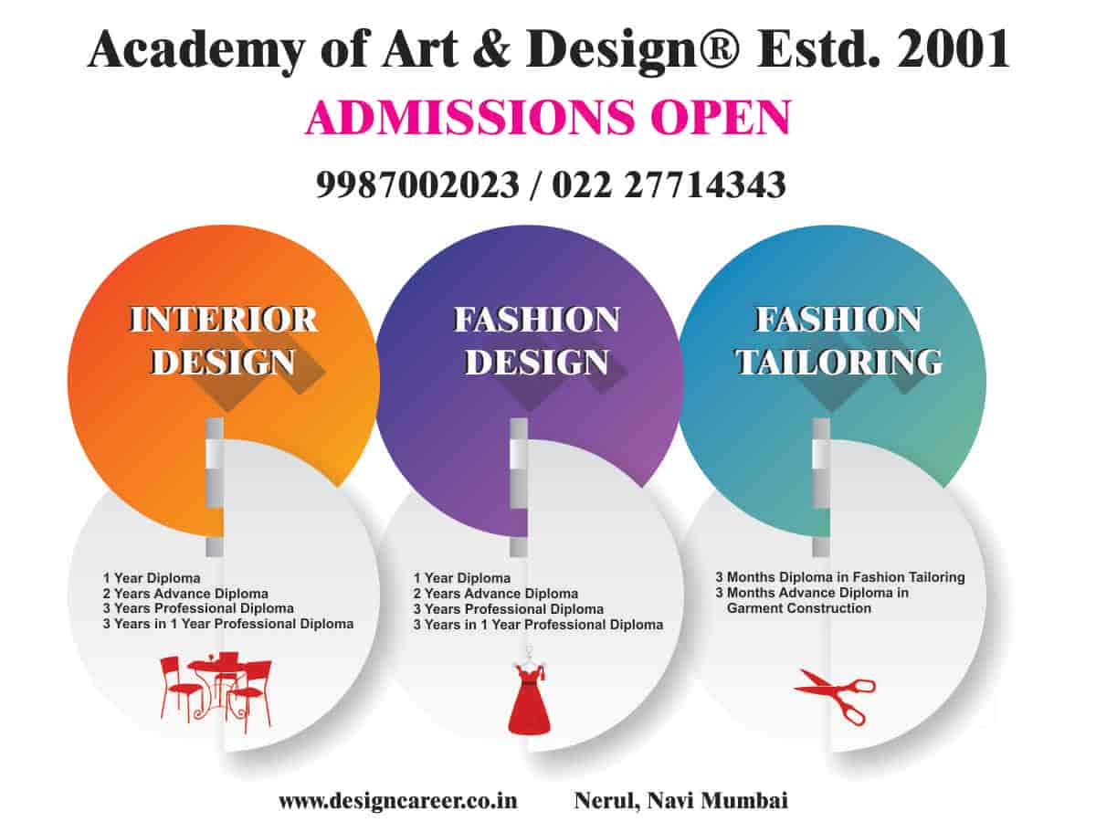 Academy Of Art Design Photos Nerul Mumbai Pictures Images Gallery Justdial