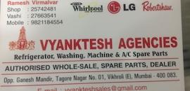 Top 50 Washing Machine Spare Part Dealers in Dadar West