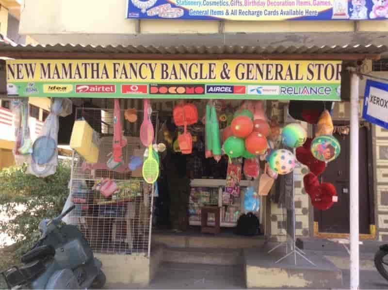 New Mamatha Gifts Fancy Bangle General Stores Namdevwada
