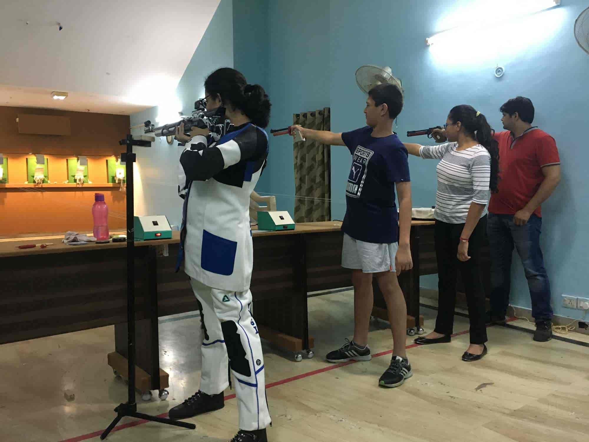 Marksmanship Club Of Excellence, Vivek Vihar SOCIETY-noida