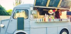 Food Trucks Restaurants In Noida Sector 135 Delhi Mobile Canteen