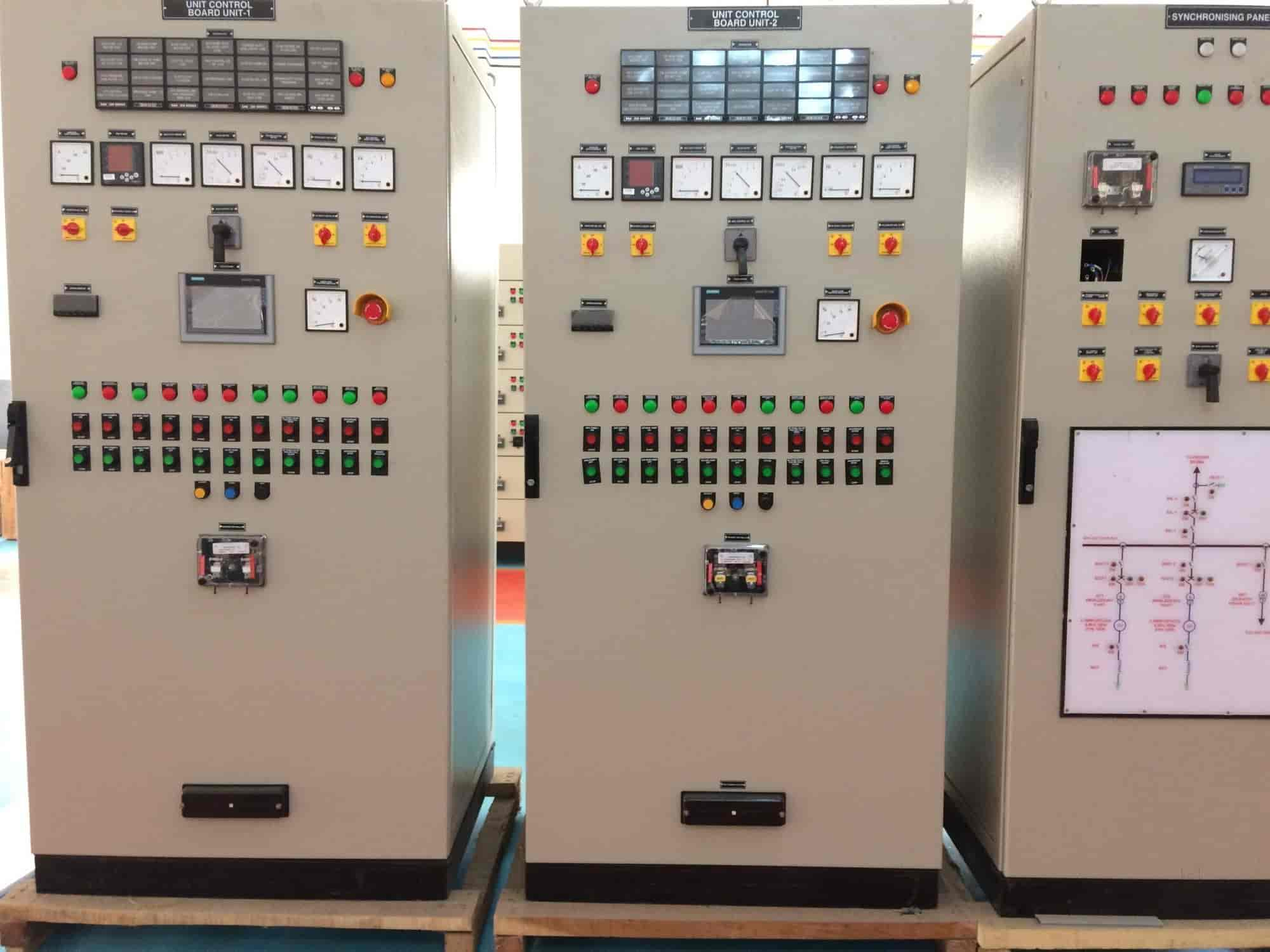 M M Engineers, Noida Sector 63 - Electrical Control Panel