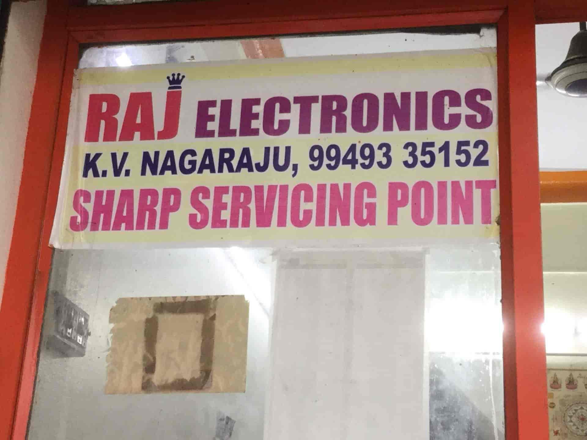 Raj Electronics, Opp bapuji Complex - TV Repair & Services