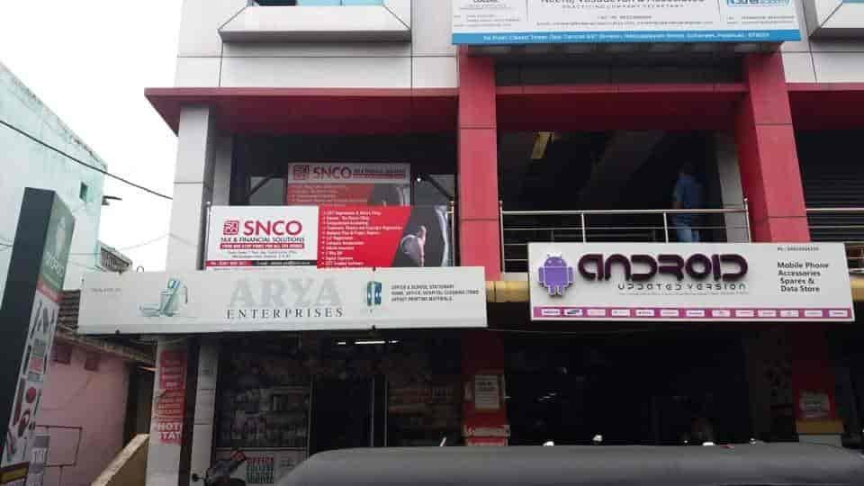 Snco - Tax Consultants in Palakkad - Justdial