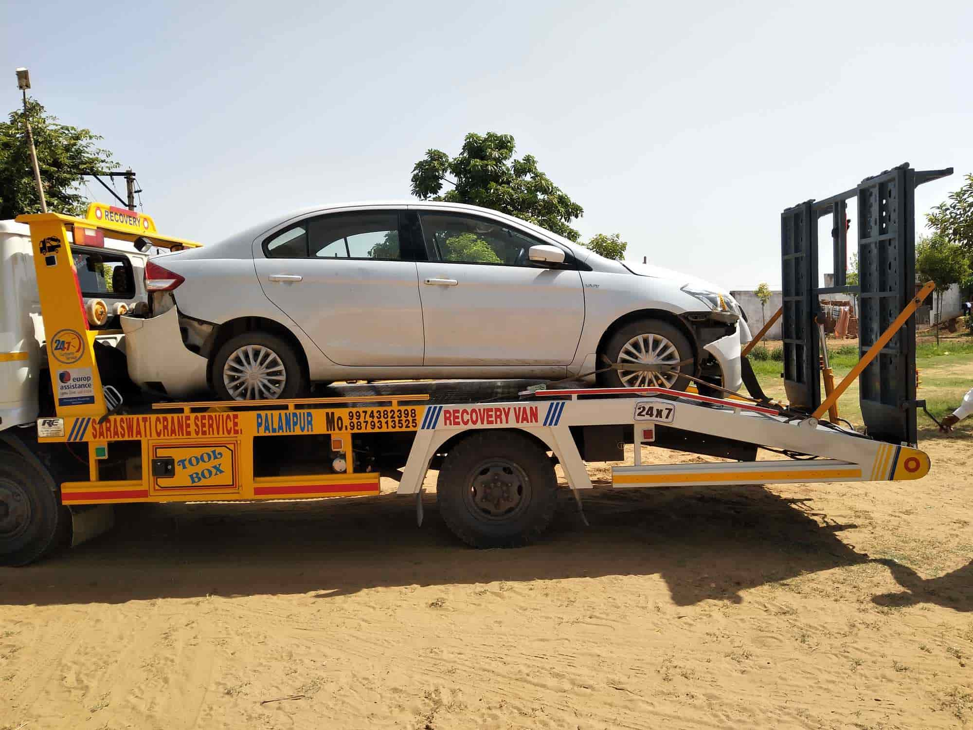 Top Towing Services in Palanpur - Best Roadside Assistance - Justdial