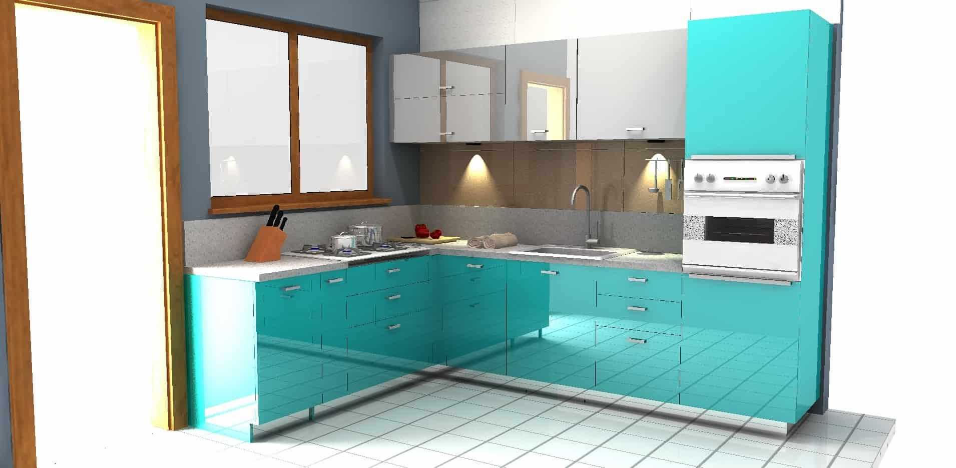 Sleek Kitchens, Godhra - HD Retails - Modular Kitchen Dealers in ...