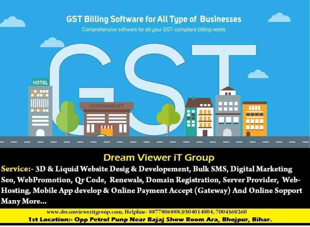Dream Viewer It Group, Near SALIMPUR ARHA GALI NO 1