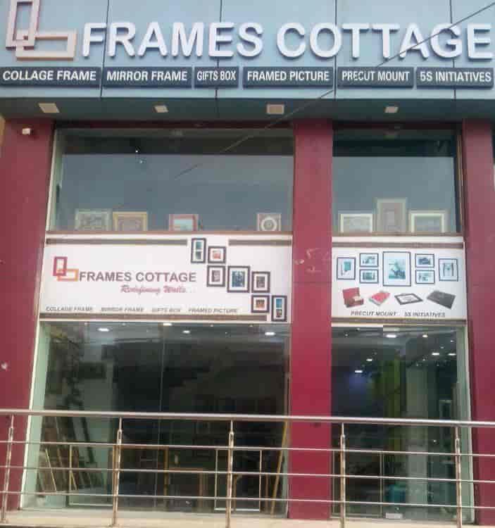 Frames Cottage Redifining Walls, Kankarbagh - Gift Shops in Patna ...
