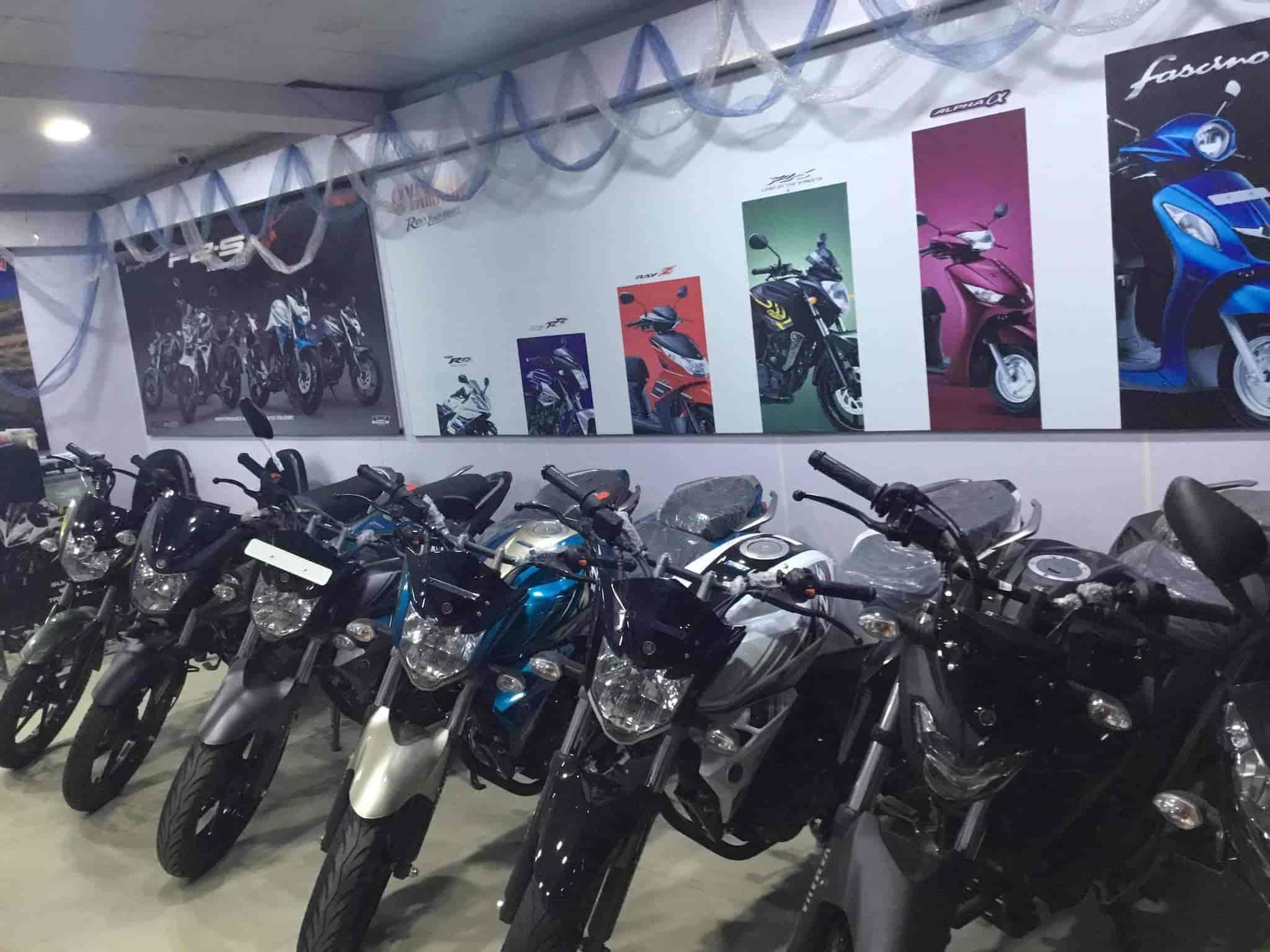 Yamaha PATNA Motors, Exhibition Road - Motorcycle Dealers in