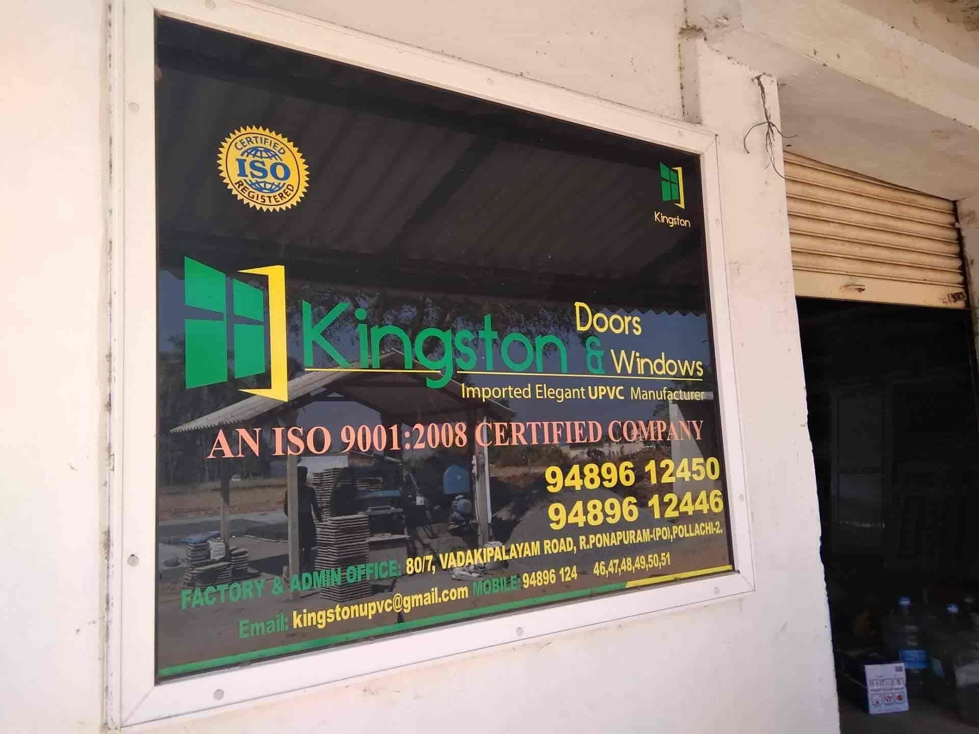 Kingston Doors Windows Mahalingapuram Upvc Window