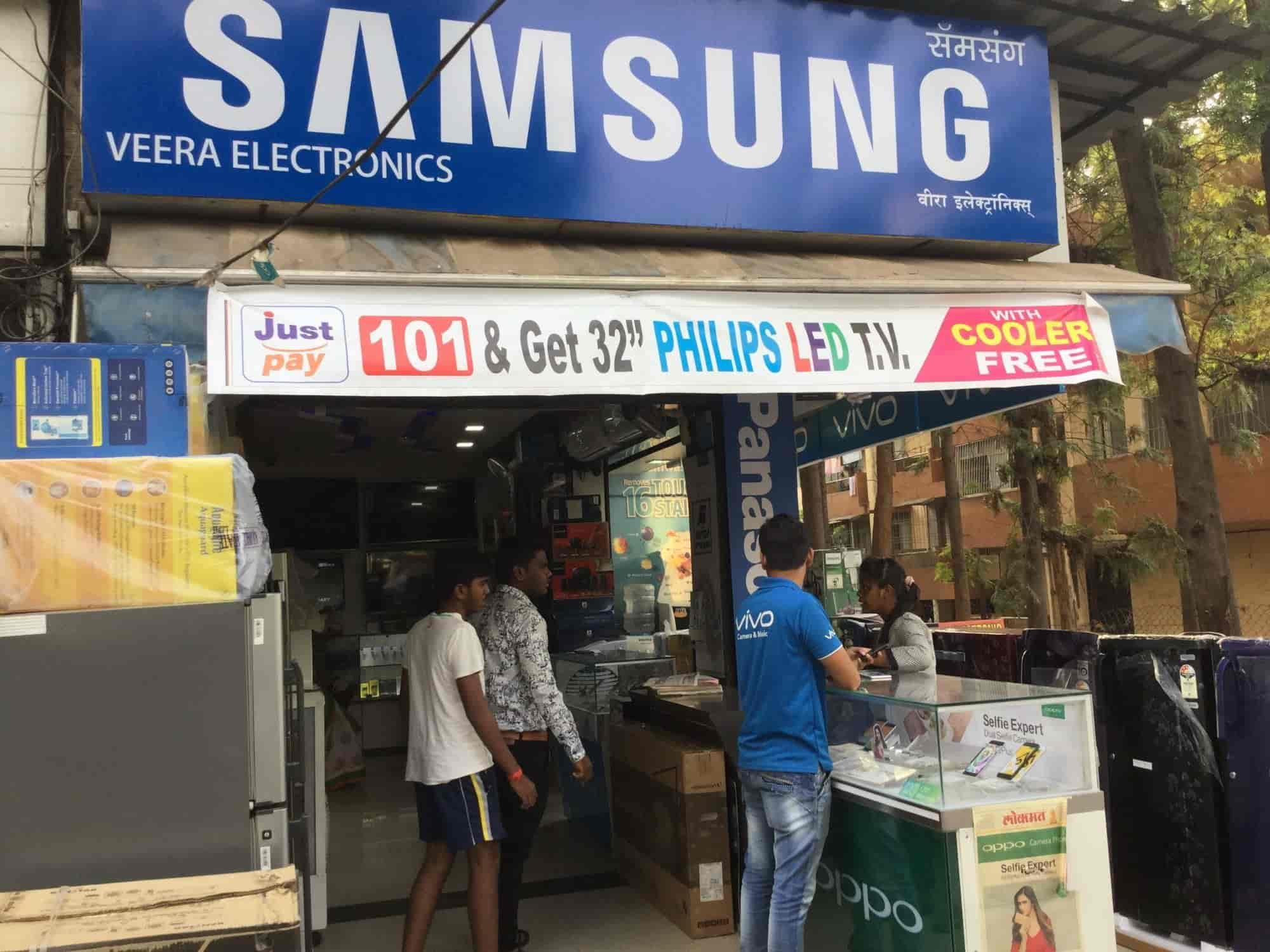 Veera Electronics, Aundh - Electronic Goods Showrooms in