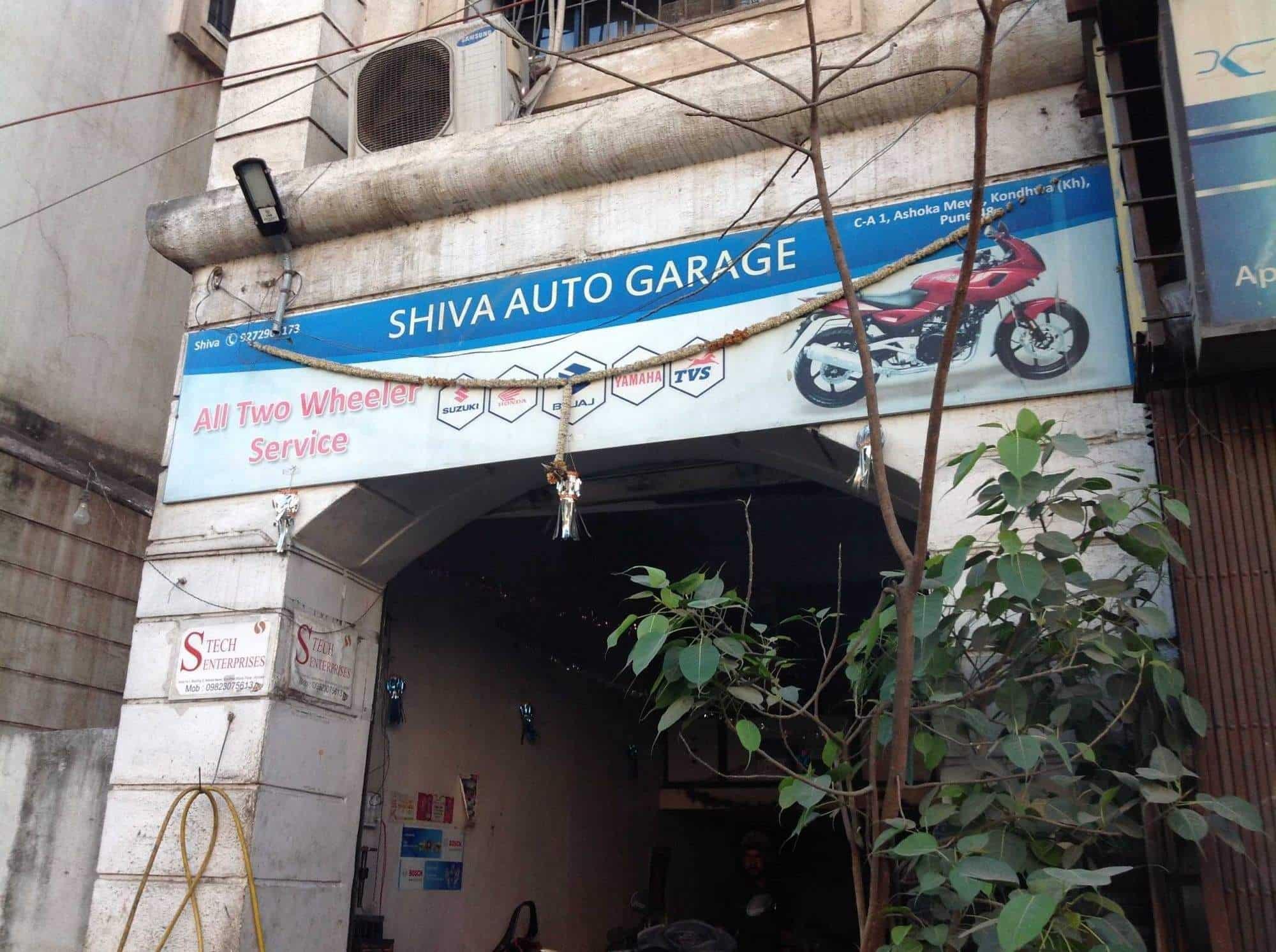 Shiva Auto Garage, Kondhwa Khurd - Garages in Pune - Justdial