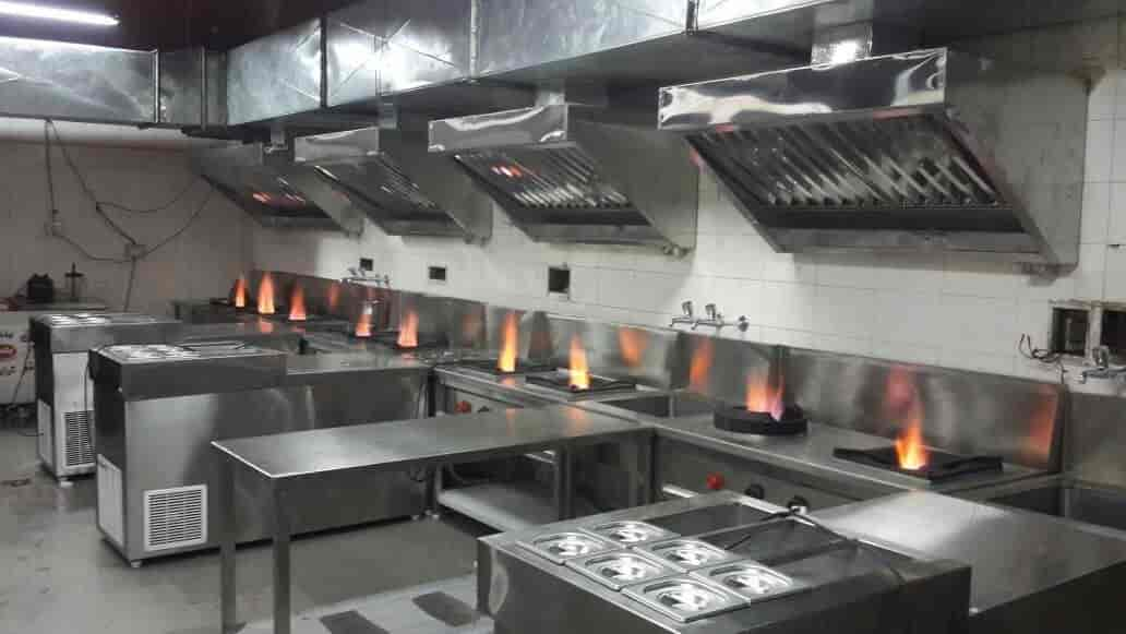 Square Commercial Kitchen Equipment Chinchwad East
