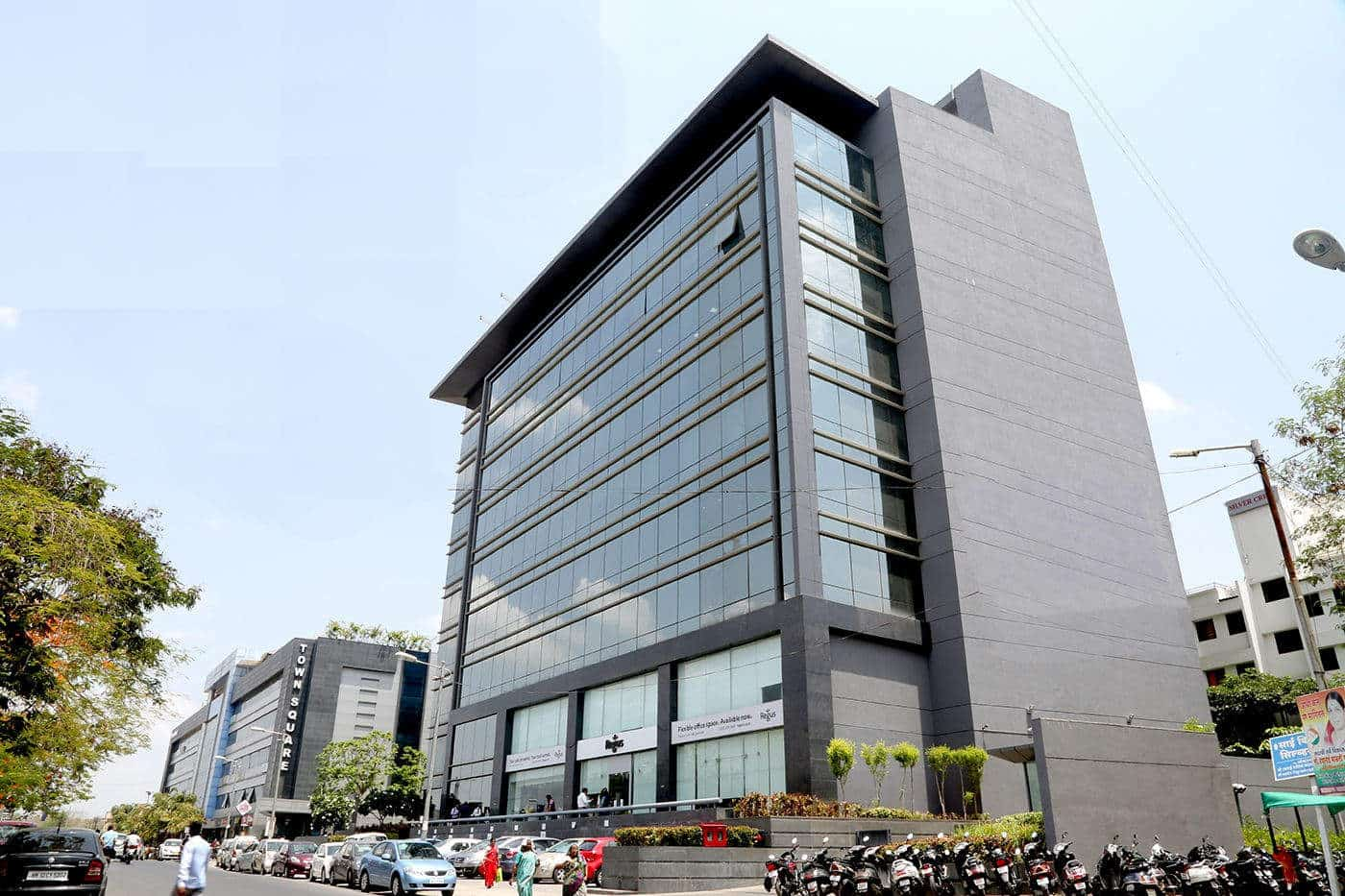 Regus Business Centre, Viman Nagar - Offices On Hire in Pune