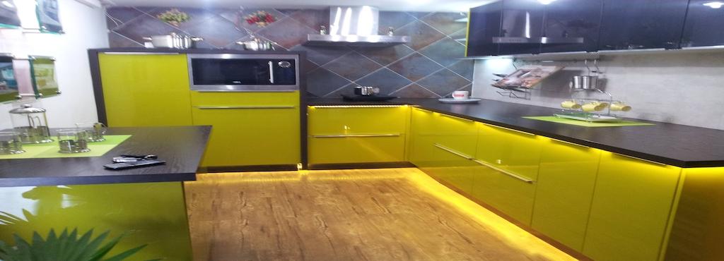Kitchen Magic, Hadapsar - Sleek Kitchen - Kitchen Trolley Dealers in ...