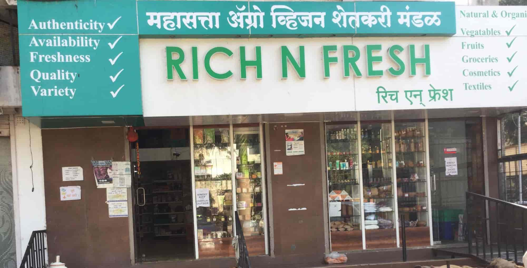 Top 10 Organic Food Stores In Pune