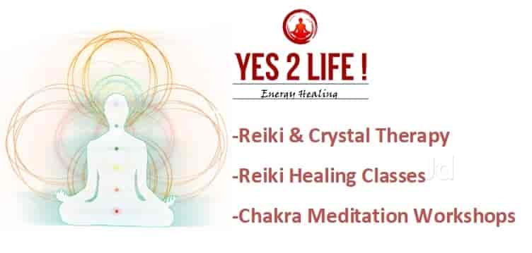 Yes 2 Life Energy Healing, Baner Park-Aundh - Health Care
