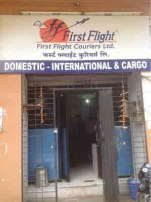 First Flight Couriers Ltd, Vishrantwadi - Courier Services