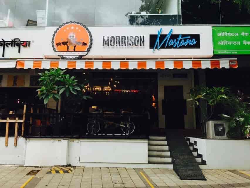 Morrison Mastana Closed Down Photos Kalyani Nagar Pune Pictures